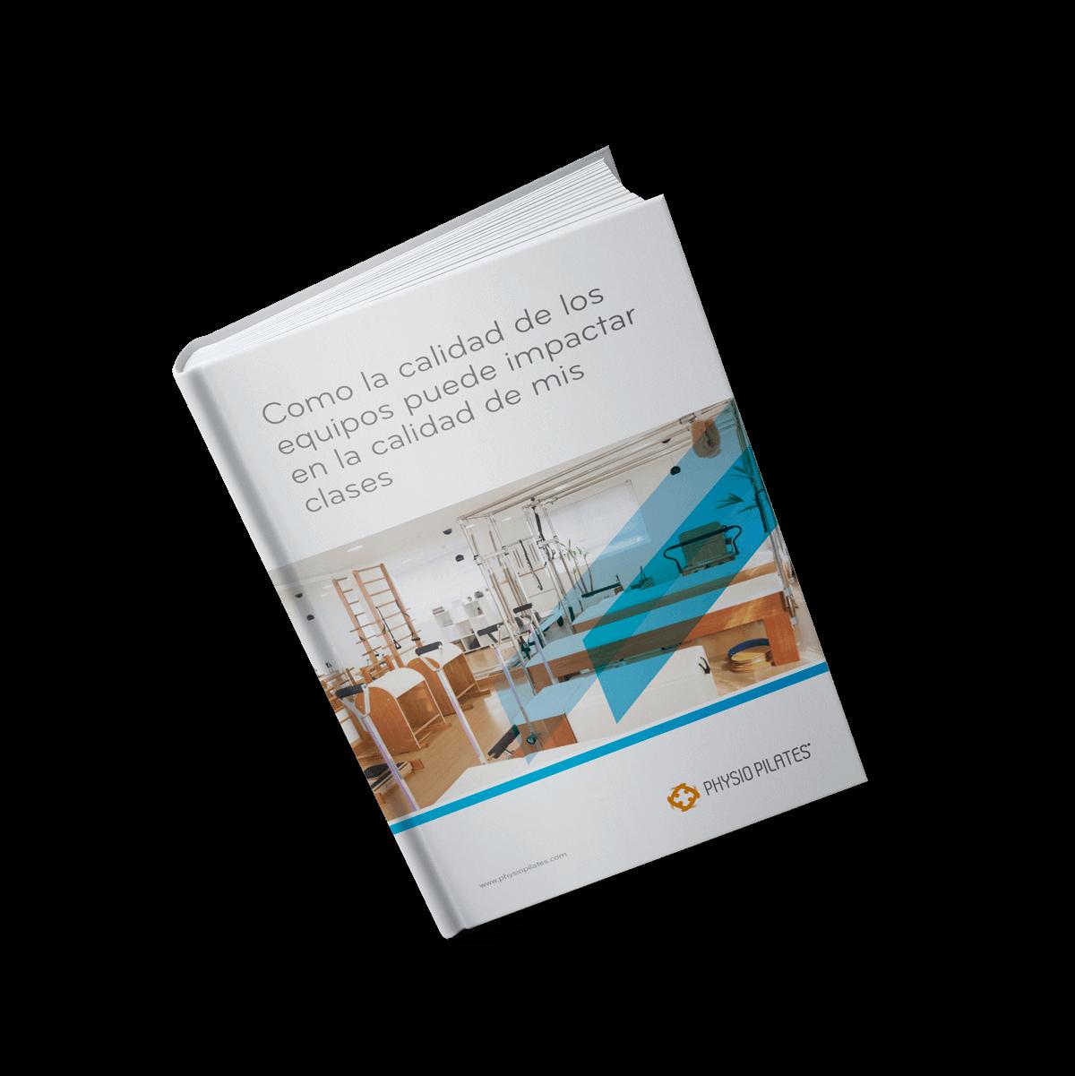 Cubierta del libro electrónico 'Como la calidad de los equipos puede impactar en la calidad de mis clases'